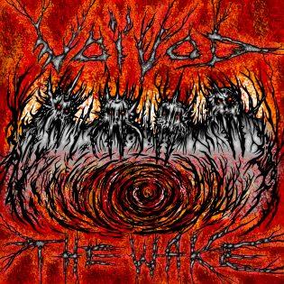 """Progressiivista thrashia ja ihmiskuntaa uhkaavia tarinoita – näitä sisältää Voivodin """"The Wake"""""""