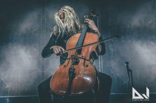 Sellorockia soittava Apocalyptica Vaasa Festivaliin