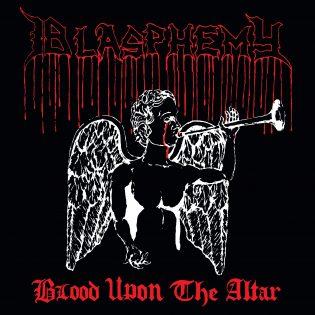 """Nuclear War Now! tarjoaa ylpeänä kulttiklassikoksi nousseen demon – arviossa Blasphemyn """"Blood Upon the Altar"""""""