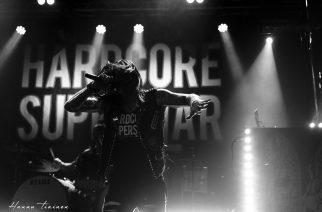 Ruotsalaiset tietävät kuinka rokataan – Hardcore Superstar ja Smash Into Pieces pistivät bileet pystyyn