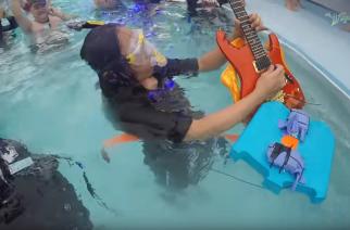 DragonForcen Herman Li päätti tiluttaa veden alla – video katsottavissa