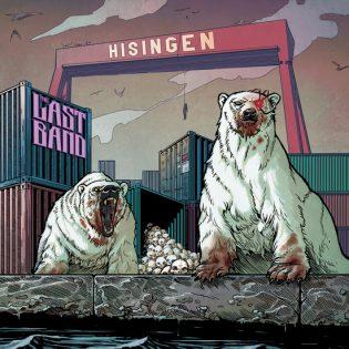 """Göteborgista jyrähtää – The Last Bandin kolmas albumi """"Hisingen"""" on vakuuttava"""