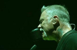"""Metallica julkaisi ammattilaisten kuvaaman livevideon """"Disposable Heroes"""" -kappaleestaan"""