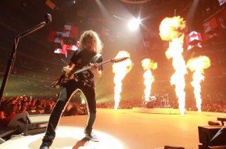Katsasta Metallican tämänhetkinen livekunto tuoreesta livevideosta
