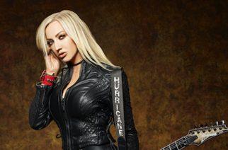 """Alice Cooperin kitaristilta Nita Straussilta uusi musiikkivideo """"Mariana Trench"""" -kappaleesta"""