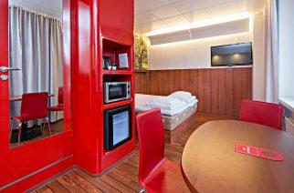 Lokakuun keikkamajoittumiset edullisesti Omena Hotellista