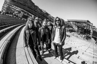 Opethin Mikael Åkerfeldt esittelee yhtyeen takahuonetta tulevan DVD:n trailerilla