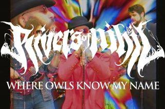 """Rivers Of Nihil julkaisi retrohenkisen uuden musiikkivideon kappaleelleen """"Where Owls Know My Name"""""""