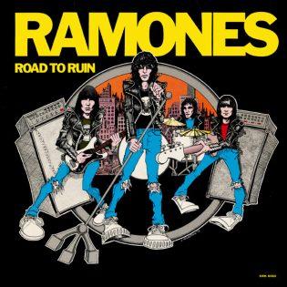 """""""Yy…kaa…koo…nee"""": Ramonesin Road to Ruin 40 vuotta"""