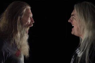 Gepardeja, hämähäkkejä, käärmeitä: Saxon esittelee erilaisia petoja tuoreella musiikkivideollaan