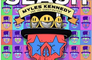 """Slash ja Myles Kennedy & The Conspirators yhdistivät voimansa jälleen – arviossa """"Living The Dream"""""""