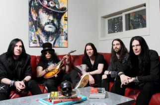 Slash feat. Myles Kennedy & The Conspirators kuvasi Lontoon keikan tulevaa DVD:tä varten