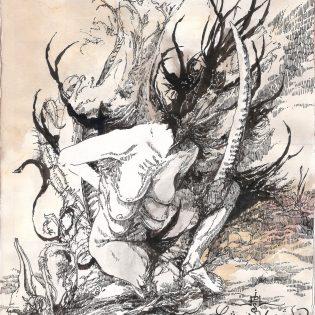 Veri, tuli, pimeys, ekstaasi, syvyys – Arvostelussa Devouring Starin The Arteries of Heresy