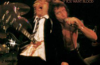 "Maailman rankin rock-livealbumi? – AC/DC:n ""If You Want Blood (You've Got It)"" täytti 40 vuotta"