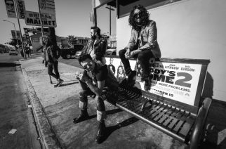 Yhdysvaltalainen hard rock -jyrä Bullets And Octane Suomeen marraskuussa