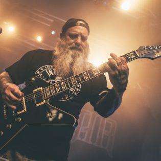 Crowbar-nokkamies kertoo bändin työstävän parhaillaan uutta albumia