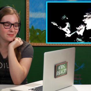 """Lapset kommentoivat Disturbedin musiikkia: """"Kuulostaa ihan apinalta!"""""""