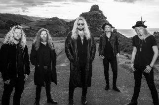 """Brittirock-yhtye Inglorious julkaisi uuden """"Where Are You Now?"""" -kappaleensa musiikkivideon"""