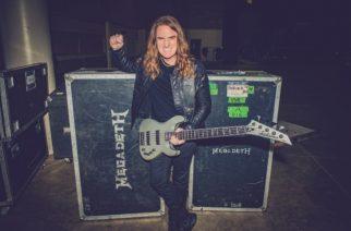Megadeth-basisti hyvällä asialla: ilmaisia etäsoittotunteja koronan vuoksi eristäytyneille koululaisille