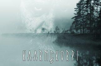 Kaarnekorpi  etsiskelee polkuaan – tarjolla debyyttialbumi Rajankävijä