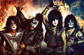 KISS & Hard Rock Convention II Expo Helsingissä 23.3.2019