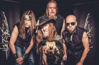 Tamperelainen black'n'roll yhtye Kuoleman Galleria on julkaissut uuden musiikkivideon