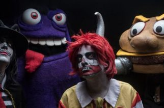 """Black Sabbathia esittävä, McDonald's-teemainen Mac Sabbath julkaisi uuden videon kappaleelleen """"Sweet Beef"""""""