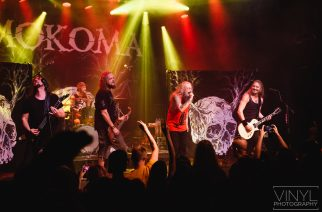 Mokoman Metalliveljet 2018 -kiertue jatkui ilman loukkaantunutta Santtu Hämäläistä, katso kuvat Tavastialta