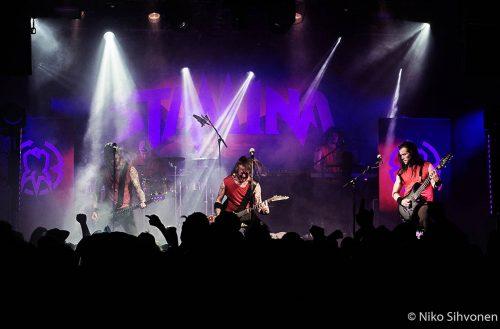 Stam1na polkaisi käyntiin Suomen-kiertueensa: katso livekuvat loppuunmyydystä Nosturista