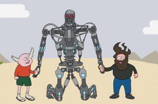 Tenacious D kohtaa vanhan vihollisensa ja saa viestin Terminatorilta: katso Post-Apocalypto-sarjan uusi jakso