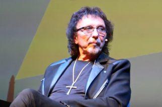 """Black Sabbathin Tony Iommi: """"Jatkan sooloalbumini tekoa kunhan tämä kaunis sää synkkenee"""""""