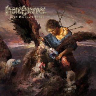 """Brutaalia räimettä ilman selkeitä huippuhetkiä – arviossa Hate Eternalin uutuusalbumi """"Upon Desolate Sands"""""""