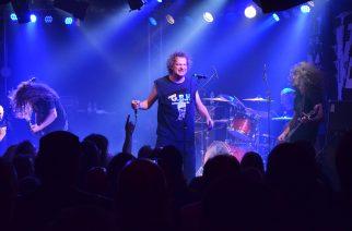 Kulttibändi lahkon edessä – Voivod Tampereen Klubilla