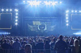 Volbeatin DVD:lle päätynyt uran suurin keikka Tanskan Telia Parkenista katsottavissa kokonaisuudessaan