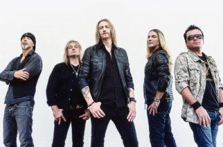 Sveitsin suosituin rockyhtye Gotthard studion uumeniin nauhoittamaan tulevaa albumiaan