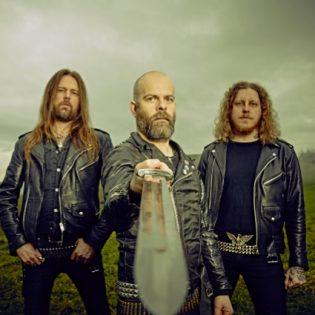 Heavy metal -veteraani Grand Magus studioon: uusi albumi luvassa ensi vuonna