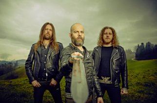 Ruotsalainen Grand Magus julkaisi uuden kappaleen lyriikkavideon kera