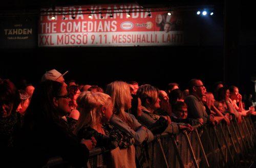 Suomi-rockin sankarit juhlivat huumorilla höystettynä Lahdessa