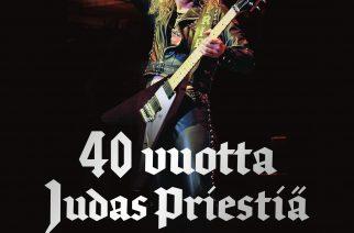 """Rehellinen ja viihdyttävä lukuelämys – arviossa K.K. Downingin muistelmateos """"40 vuotta Judas Priestiä – kitaristin muistelmat"""""""