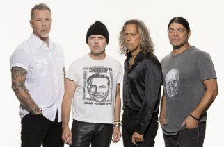 Metallican uusi aluevaltaus on turvakengät: Yhteistyöhön Wolverine-yhtiön kanssa ja tuotot koulutuksen tukemiseen