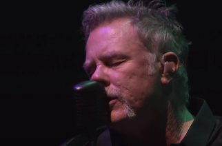 """Metallican akustinen tulkinta """"All Within My Hands"""" -kappaleesta katsottavissa harvinaisesta hyväntekeväisyysillasta"""
