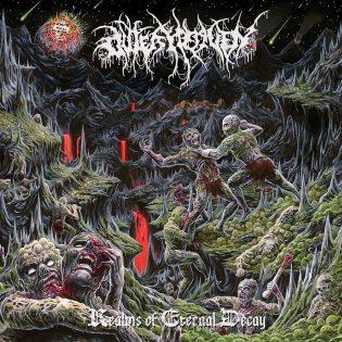 """Tasavahvaa kuolonmetallia – arviossa Outer Heavenin debyyttialbumi """"Realms of Eternal Decay"""""""