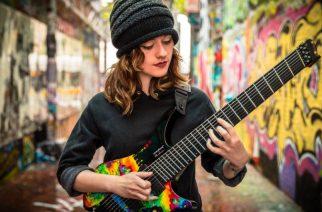 """Kitaravirtuoosi Sarah Longfieldin uusi albumi """"Disparity"""" kuunneltavissa"""