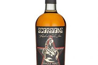 Scorpions lanseerasi oman viskinsä