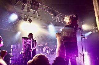 Pohjoismaiset rokkicowboyt vierailulla – Sólstafir Tampereella