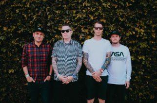 """Alternative rock -bändi Hawthorne Heights julkaisi uuden musiikkivideon kappaleeseen """"Crimson Sand"""""""