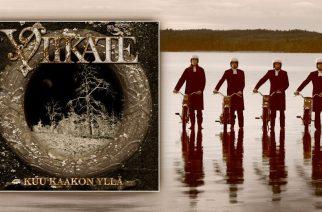 Viikatteen Kuu kaakon yllä -levy 10 vuotta – erikoiskeikka Tavastialla toukokuussa