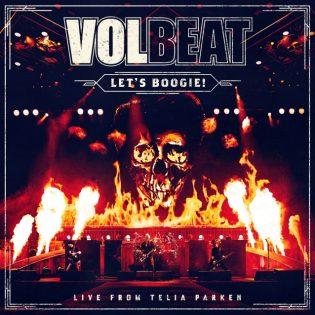 Loppuunmyyty Telia Parken, Volbeat ja Let's Boogie! (DVD/2CD)