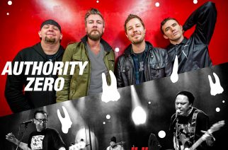 Authority Zero saapuu Suomeen ensimmäistä kertaa ensi keväänä