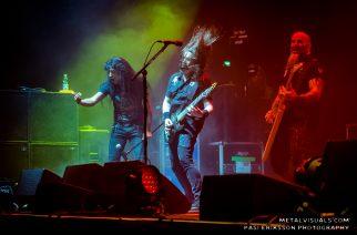 Anthrax @ Jäähalli, Helsinki 8.12.2018
